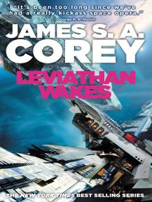 Leviathan Wakes - ebook
