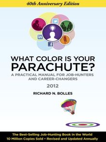 Available now search results for richard n bolles national what color is your parachute 2012 fandeluxe Image collections