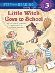 Kids witches wizards los angeles public library overdrive little witch goes to school ebook fandeluxe Epub