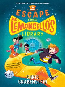 Escape from Mr. Lemoncello's Library - ebook