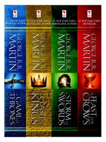 A Game of Thrones 4-Book Bundle - ebook