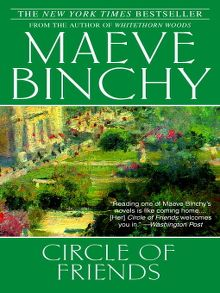 Circle of Friends - ebook