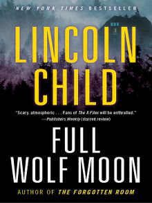 Title details for Full Wolf Moon by Lincoln Child