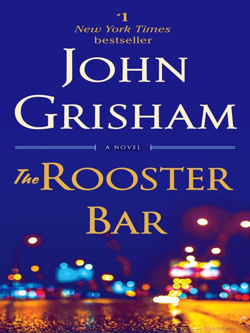 The Rooster Bar - ebook