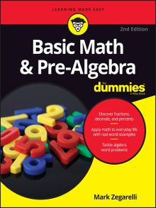Mathematics harris county public library overdrive basic math and pre algebra for dummies fandeluxe Choice Image