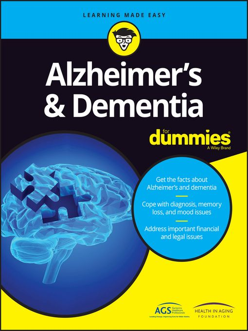 Alzheimer's and Dementia for Dummies - eBook