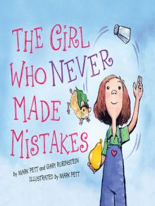 The Girl Who Never Made Mistakes - ebook