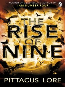 the rise of nine The rise of nine picks up when ella(ten), marina(seven) and six are on the plane heading to india when ella, marina and six reach india they are found by the vishnu nationalist eight, a rebel group who had found number eight and believed that he was vishnu due to his amazing powers.