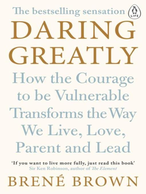 Daring Greatly - Audiobook