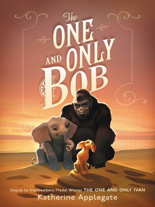"""""""The One and Only Bob"""" (ebook) cover"""
