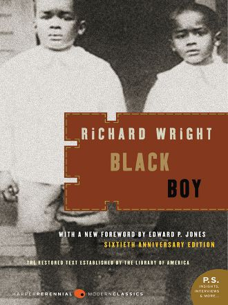 thesis statement for black boy by richard wright Sorensen, byu, 2009 black boy concept/vocabulary analysis literary text: black boy by richard wright (harper perennial, the library of america sixtieth anniversary edition.