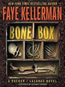 Bone Box - Audiobook