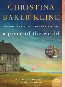 Title details for A Piece of the World by Christina Baker Kline