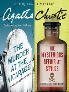Search results for agatha christie dayton metro library overdrive murder at the vicarage the mysterious affair at styles audiobook fandeluxe Ebook collections