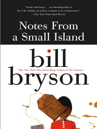 a close textual analysis of chapter eighteen of notes from a small island by bill bryson essay One of fr greg carlson's passions is fables and what they teach us he has spent much of his life collection them this collection includes over 6000 books and 4000 objects (aesop's artifacts, the largest online collection of fable related objects) that relate to fables1980 to 1984.