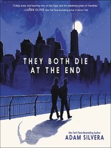 They Both Die at the End - Audiobook