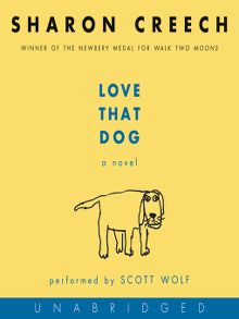 Love That Dog - Audiobook
