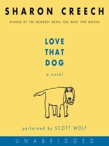 Love That Dog - Audiobook