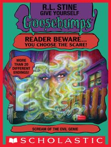 Search results for give yourself goosebumps san francisco public scream of the evil genie fandeluxe Images
