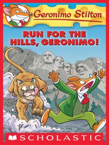 Available now search results for geronimo stilton national run for the hills geronimo fandeluxe Gallery