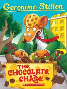 Available now search results for geronimo stilton national the chocolate chase ebook fandeluxe Gallery