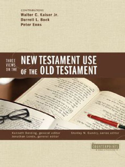 essay new old testament use New testament use of the old testament by roger nicole the new testament contains an extraordinarily large number of old testament quotations it is difficult to give an accurate figure since the variation in use ranges all the way from a distant allusion to a definite quotation introduced by an explicit formula stating the citation's source.