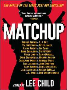 Title details for MatchUp by Lee Child