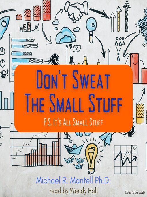 Don't Sweat the Small Stuff - Audiobook