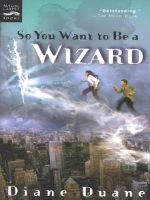 Kids witches wizards los angeles public library overdrive so you want to be a wizard ebook fandeluxe Epub
