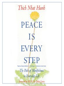 Peace Is Every Step - Audiobook