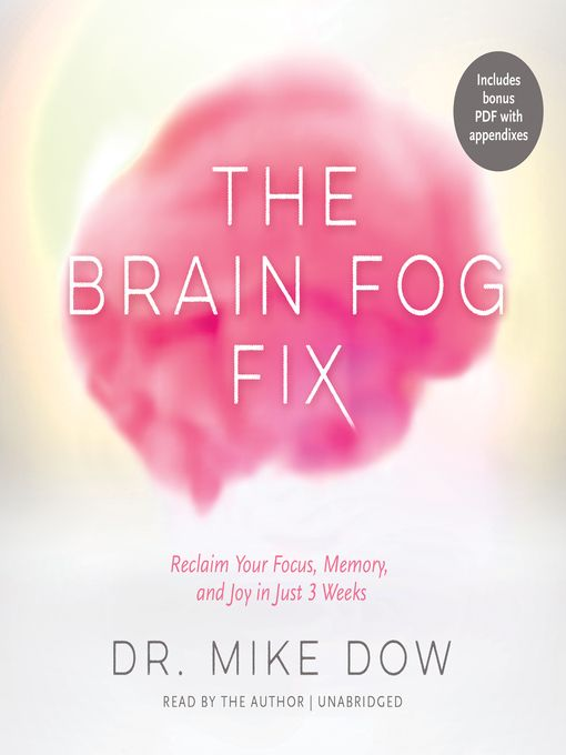 The Brain Fog Fix - Audiobook