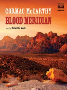 research paper on blood meridian Excerpt from research paper : cormac mccarthy's blood meridian blood meridian -- a novel by cormac mccarthy the human animal has stalked the earth for millennia, feeding on knowledge and growing in cunning.