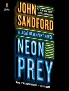 Neon Prey - Audiobook