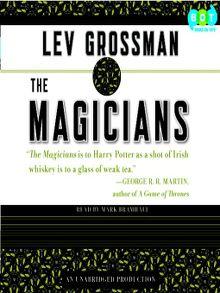 The Magicians - Audiobook