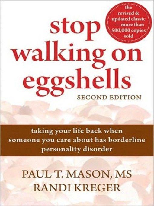 Stop Walking on Eggshells - Audiobook