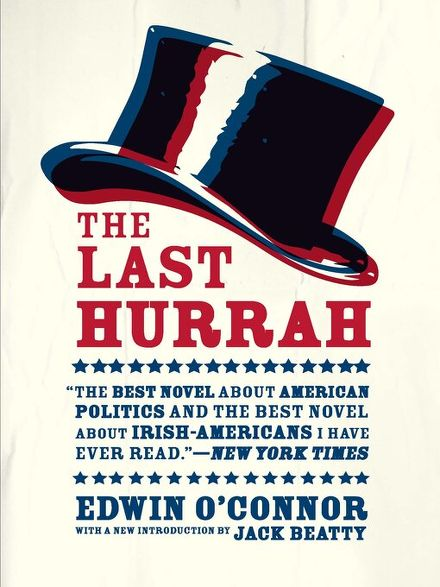 the last hurrah essay The last hurrah is a 1958 film adaptation of the novel the last hurrah by edwin o'connorthe picture was directed by john ford and stars spencer tracy as a veteran mayor preparing for yet another election campaign.