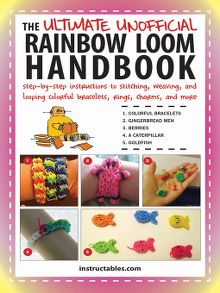 Kids loom magic creatures national library board singapore the ultimate unofficial rainbow loom handbook fandeluxe Choice Image