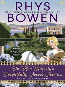 On Her Majesty's Frightfully Secret Service - eBook