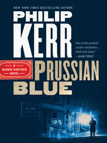 Title details for Prussian Blue by Philip Kerr