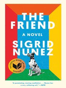 The Friend - ebook