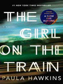The Girl on the Train - ebook