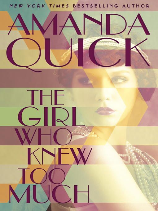 The Girl Who Knew Too Much - eBook