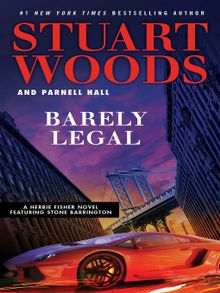 Barely Legal - eBook