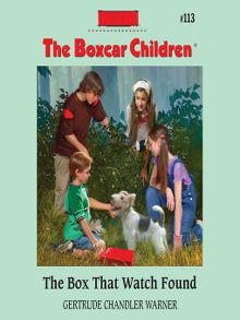 Search results for the boxcar children bridges overdrive the box that watch found audiobook fandeluxe Document