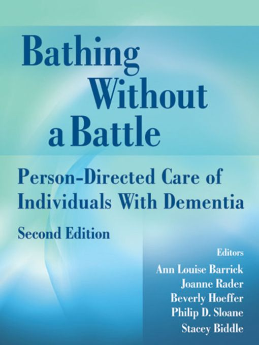 Bathing Without a Battle - eBook