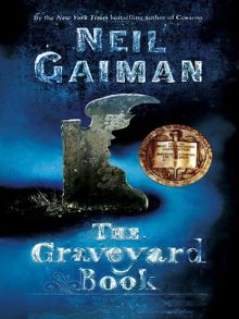Science fiction fantasy northern california digital library the graveyard book fandeluxe Gallery