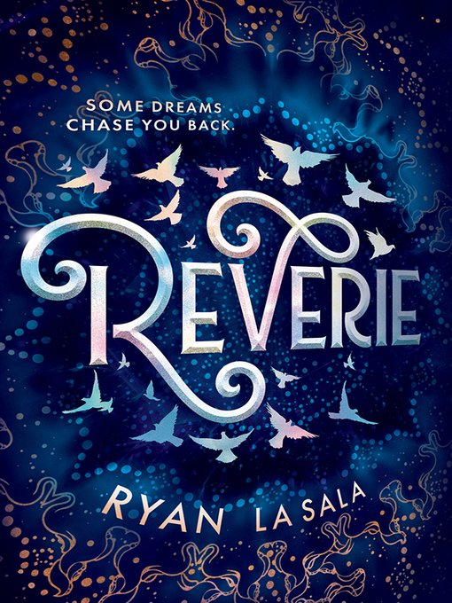 """Reverie"" (ebook) cover"