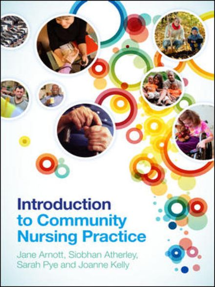 introduction to community health nursin The advanced community/public health nurse can expect to gain employment in the following settings: public health, schools and universities, non-governmental organizations, occupational health, international health, correctional health, long-term care, hospice care, and a variety of community, public and private agencies and organizations.