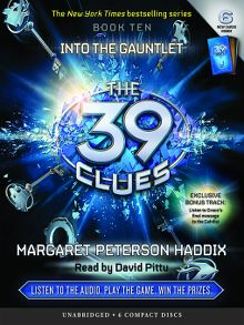 Kids search results for the 39 clues national library board into the gauntlet audiobook fandeluxe Gallery