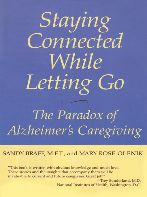 Staying Connected While Letting Go - eBook